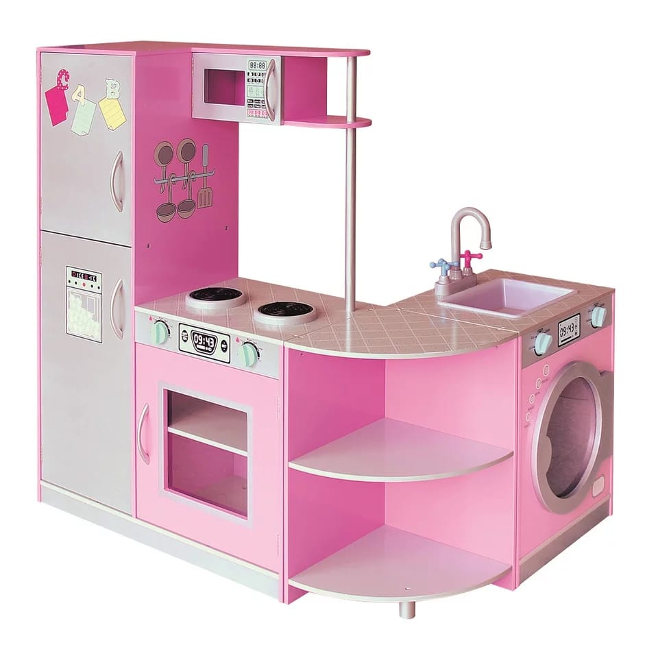 Kids' Kitchen Pretend Play SHA-171004