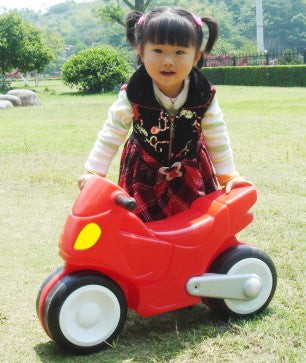 Kids' Plastic Toy With Four Wheels Motorcycle SHA-XRD-C0556