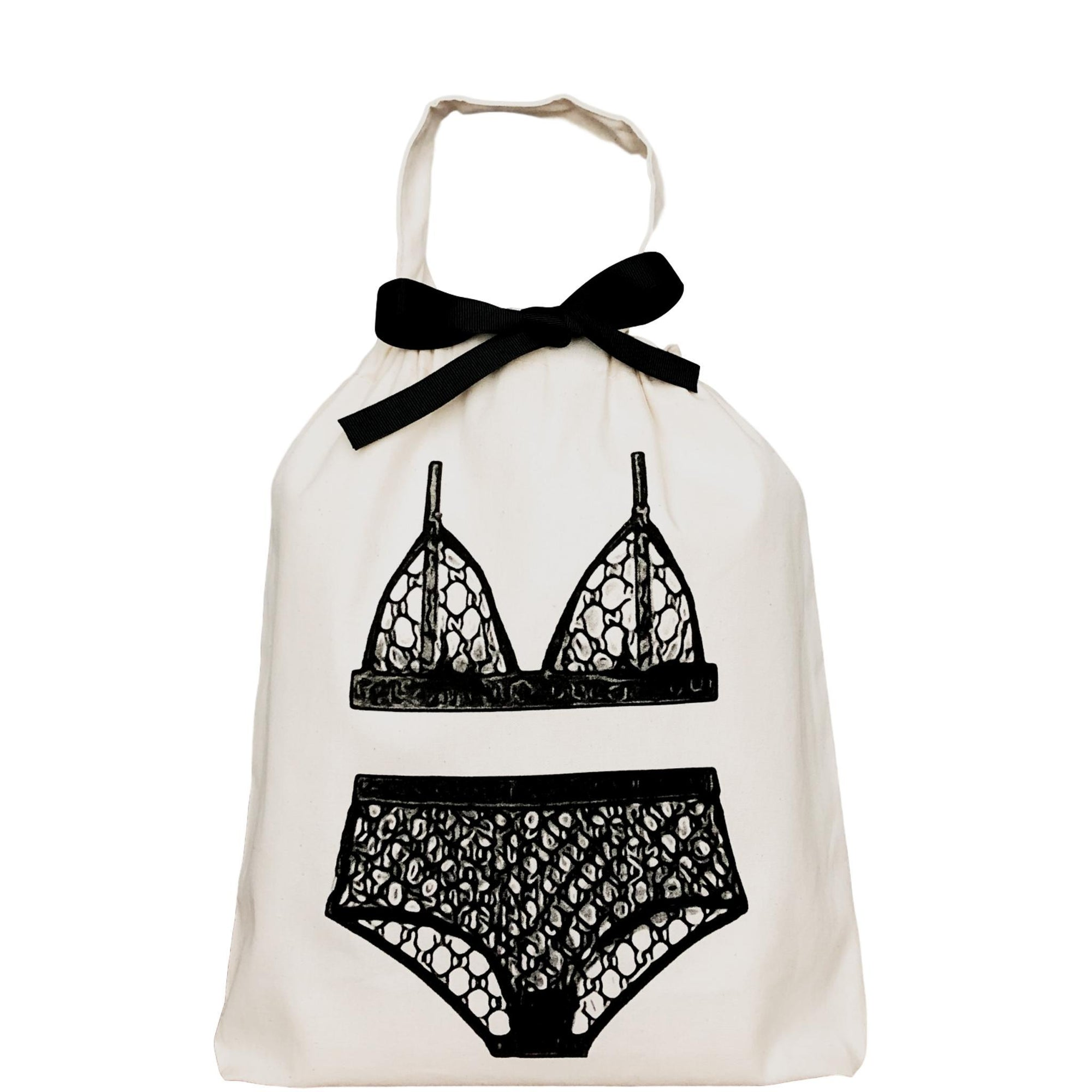 London Lingerie Bag - Bag-all Paris