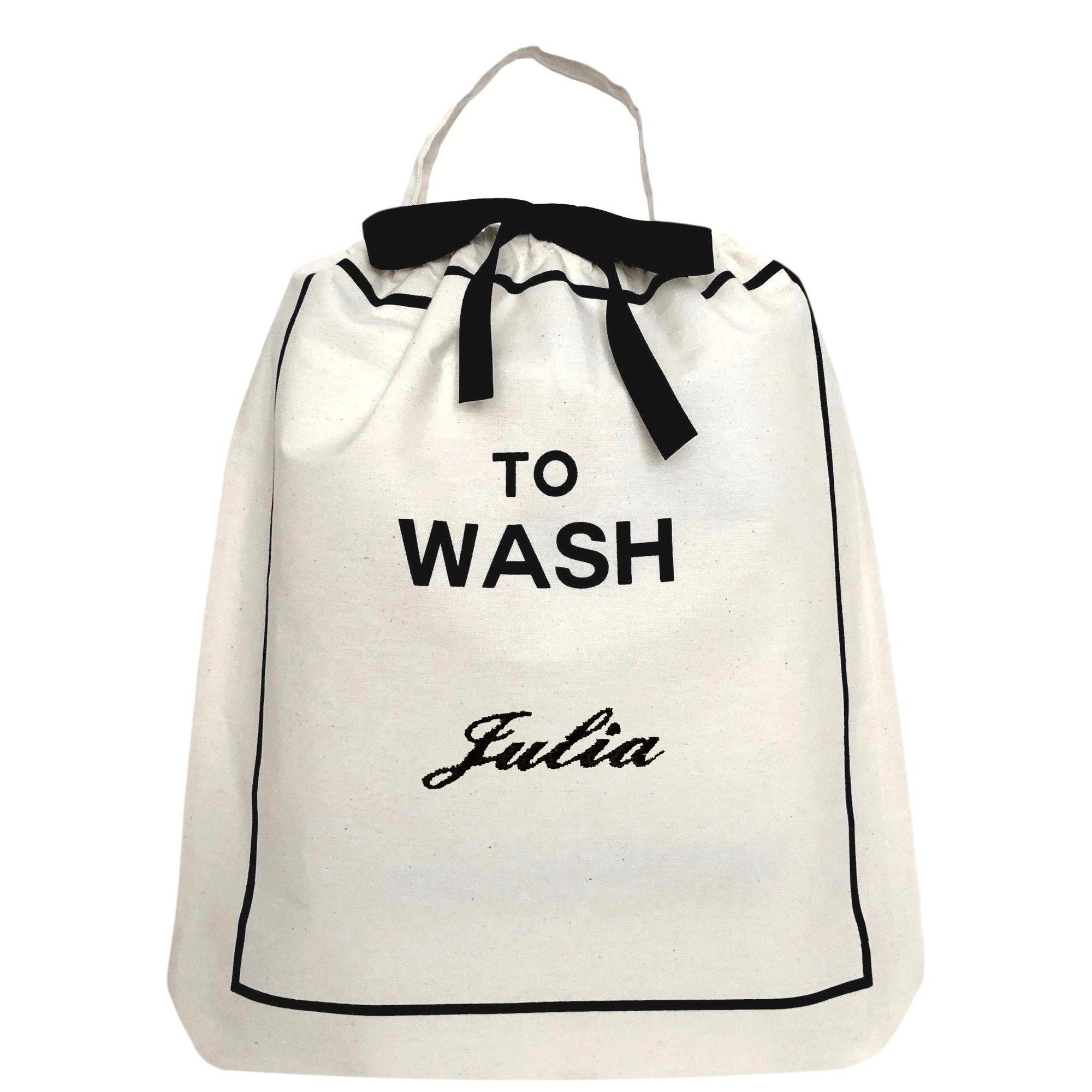 To Wash Laundry Bag - Bag-all Paris