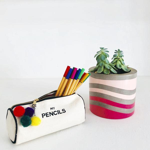 Pencil Case - Bag-all Paris