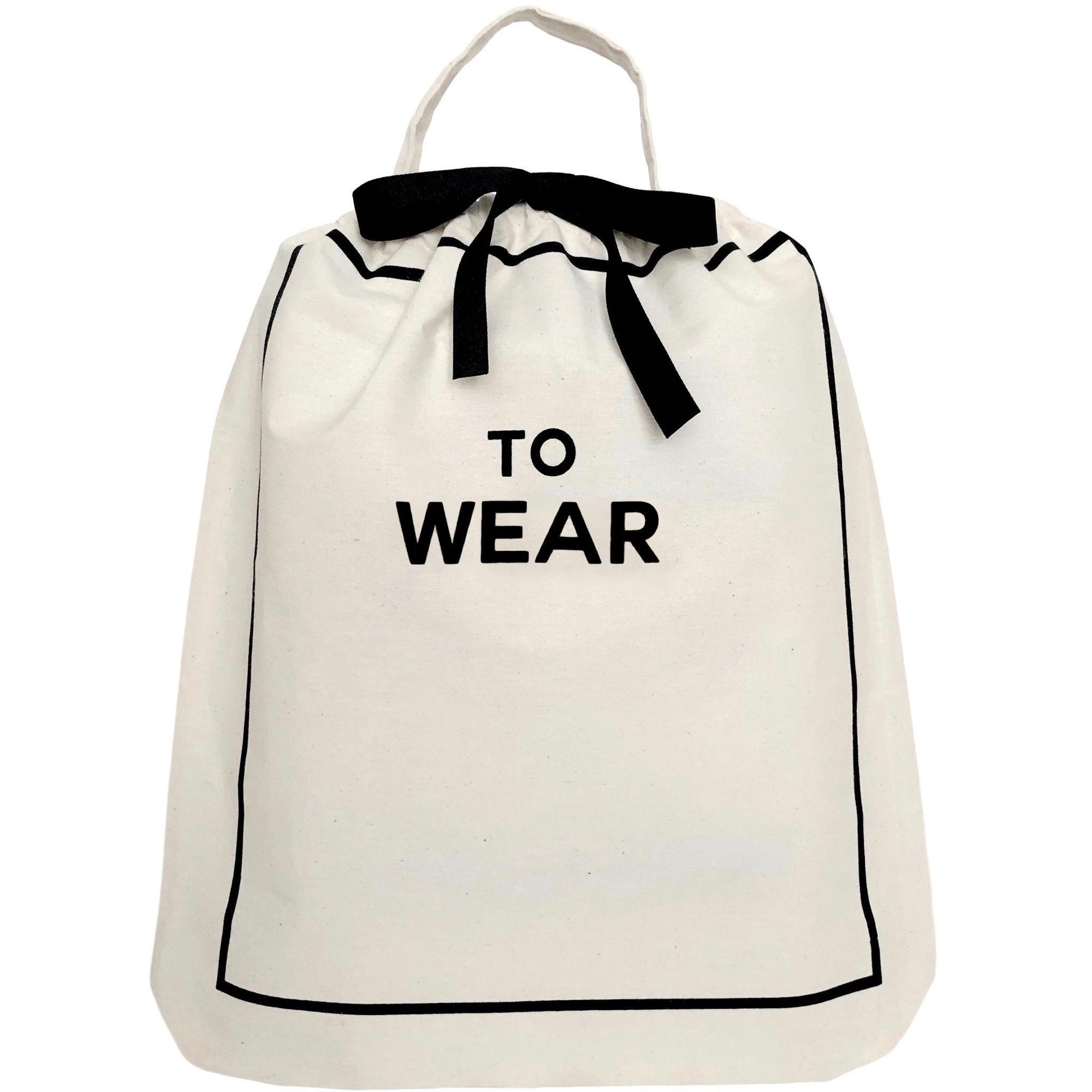To Wear Outfit Bag - Bag-all Paris