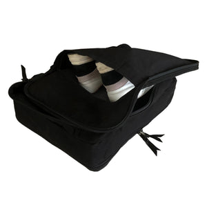 Double Sided Packing Cubes Black - Bag-all Paris