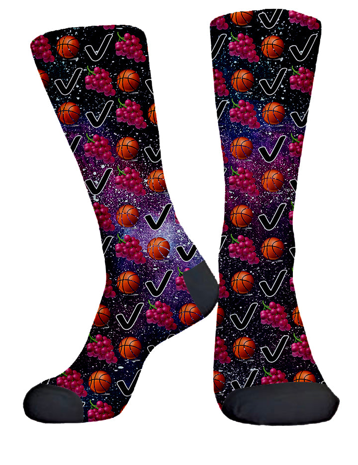 SPACE JAM - Athletic Socks | BallgameX