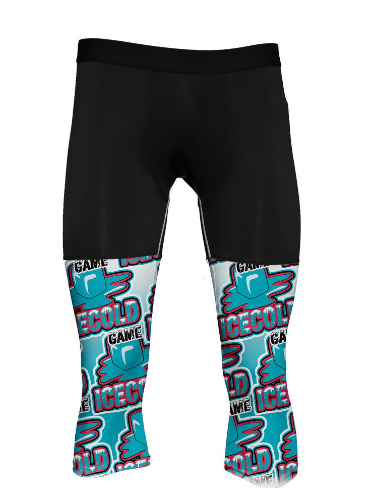 ICE COLD GAME | 3/4 Compression Tights