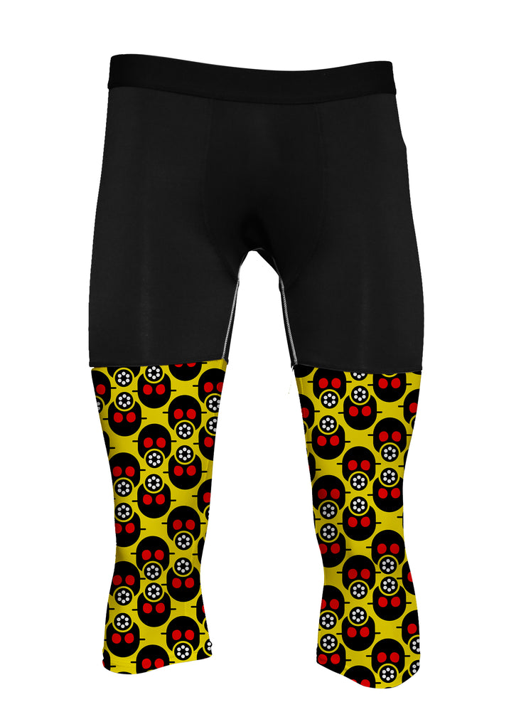 SICK GAME | 3/4 Compression Tights
