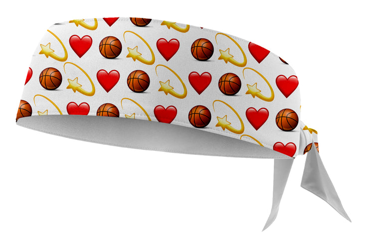LOVE AND BASKETBALL | Athletic Headbands