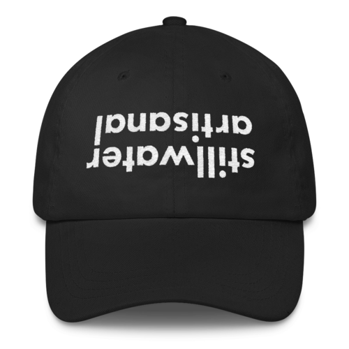 Inverted Logo Dad Cap
