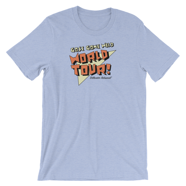 Gose Gone Wild World Tour Shirt