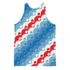 Stateside Allover Print Tank