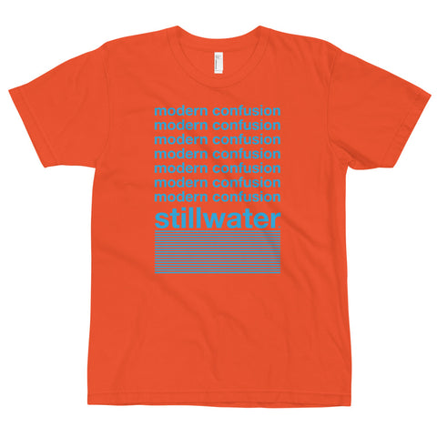 Stillwater® Modern Confusion T-Shirt (Various Colors)