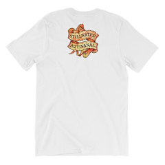 Stillwater Tiger Shirt - Back - White