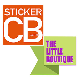 STICKER CB
