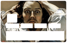 Upload the image to the gallery, The Desperate by Gustave Courbet