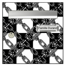 Load image in gallery, Checkerboard and Chain