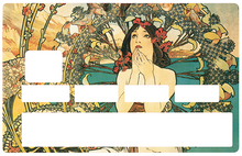Upload the image to the gallery, Femme Art Deco