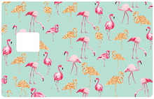 Upload the image to the gallery, Les Flamants
