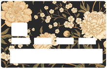 Upload the image to the gallery, Fleurs d'or