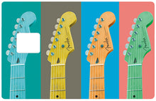 Upload image to gallery, Guitars