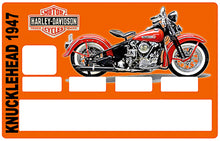 Upload image to gallery, Tribute to Harley Davidson KNUCKLEHEAD 1947
