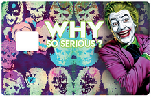 Upload the image to the gallery, The JOKER