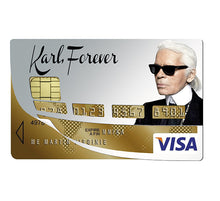 Upload image to gallery, Tribute to karl Lagerfeld Forever, limited edition 100 ex.