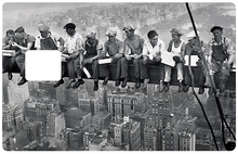 Upload image to gallery, Lunch at the Rockefeller center