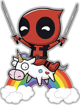 Upload the image to the gallery, Deadpool attacks!