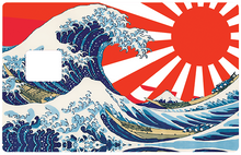 Upload the image to the gallery, The great wave of Japan