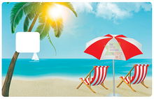 Upload image to gallery, Deckchair at the beach