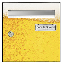 Upload the image to the gallery, Beer