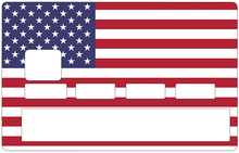 Upload image to gallery, American flag