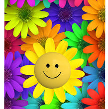 Upload image to gallery, Smiley flowers