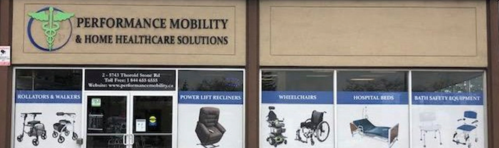 Performance Mobility & Home Healthcare Solutions