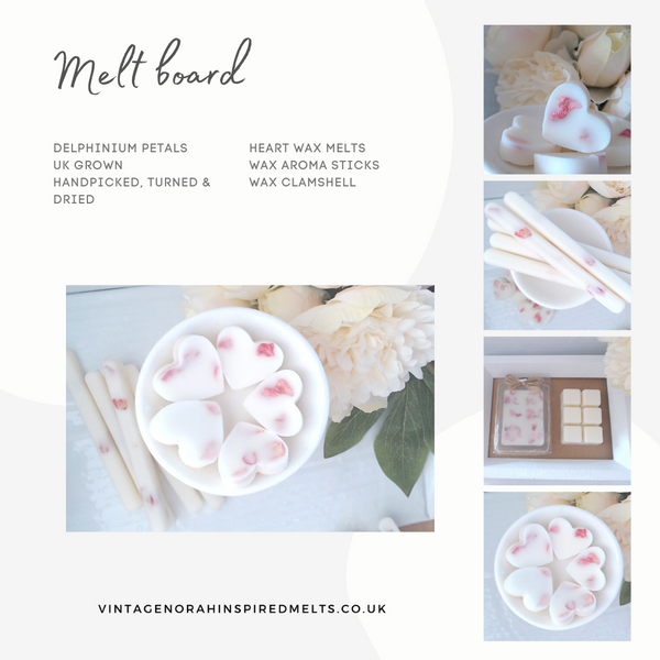 Botanical Melt Board