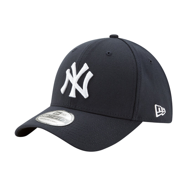 Men's New Era Yankees Navy MLB Team Classic Game 39THIRTY Flex Cap