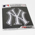 Yankee Bling Emblem Adhesive Decal