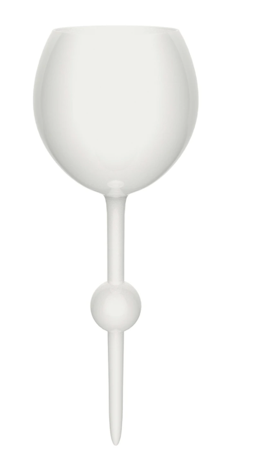 Beach Glass Original Floating Wine Glass