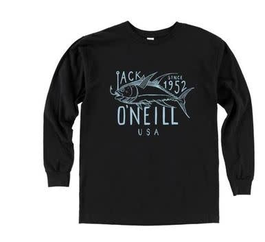 O'Neill Marina Long Sleeve Black