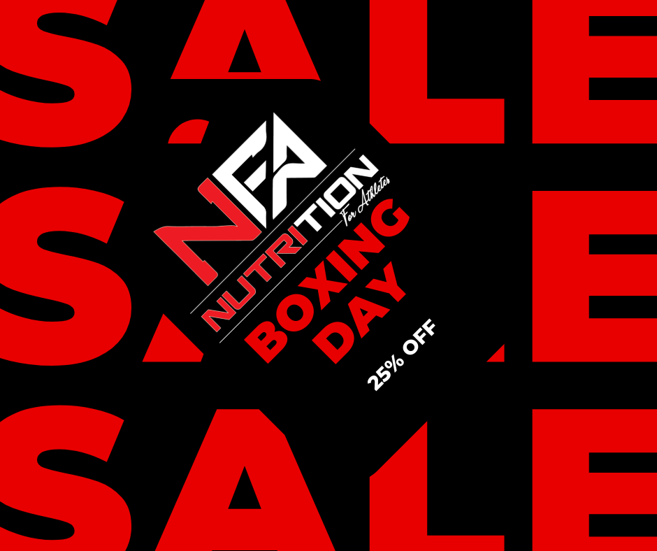 BOXING DAY IS HERE! ENJOY 25% OFF SITE WIDE