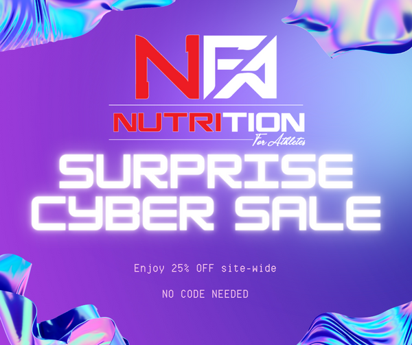 SURPRISE CYBER SALE! LET THE DEALS CONTINUE ALL WEEKEND!