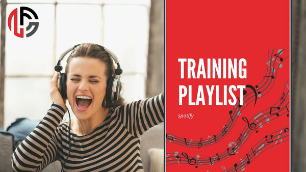 NFA - Week-end training playlist