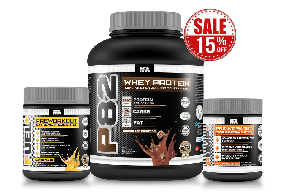 Muscle Stack - 15% OFF