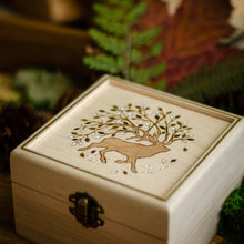 Load image into Gallery viewer, Winds & Blossoms - Wooden Box
