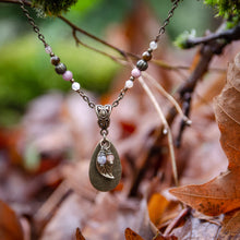 Load image into Gallery viewer, Lady of the Grove - Gemstone Necklace