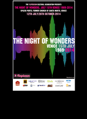 Official The Night of Wonders Poster