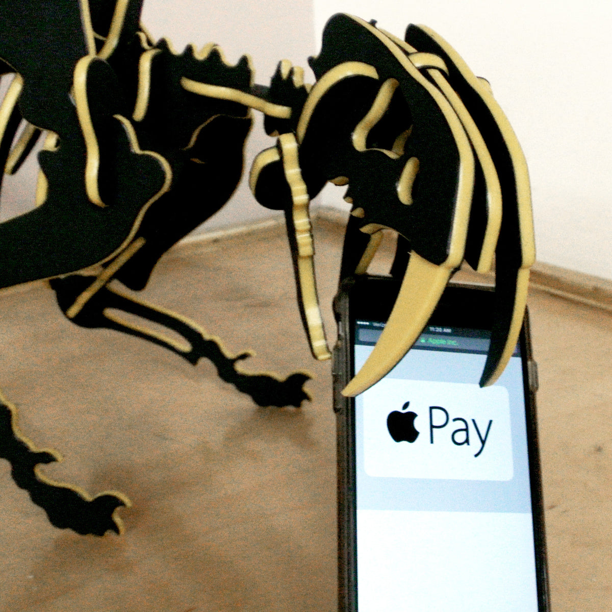 Boneyard Pets is now accepting Apple Pay!