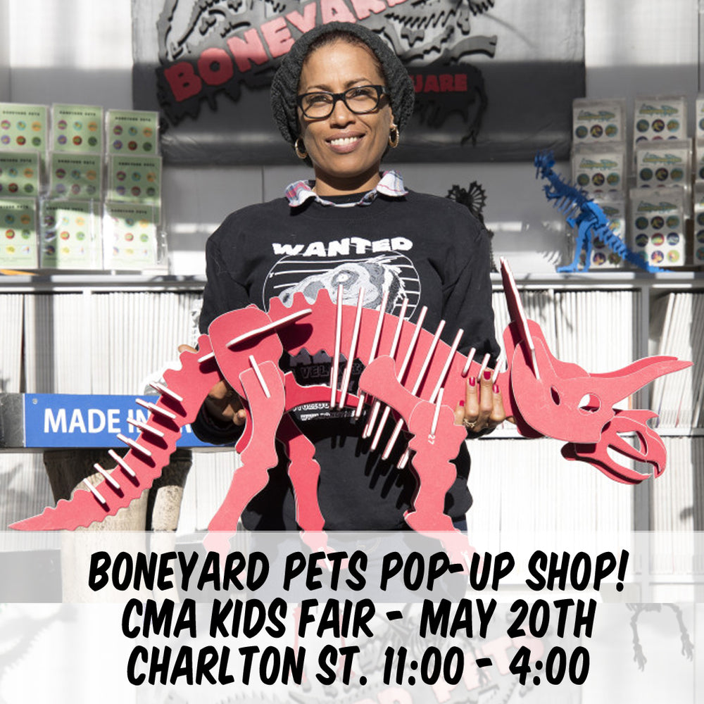 Boneyard Pets at the CMA's 3rd annual Kid's Fair!