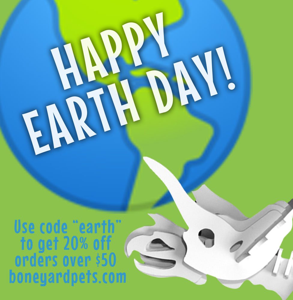 Celebrate Earth Day with a discount!