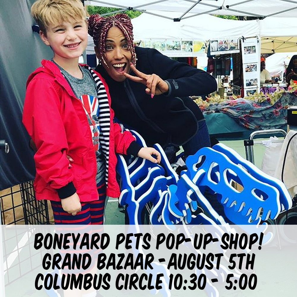 Boneyard Pets LIVE This Sunday August 5th!